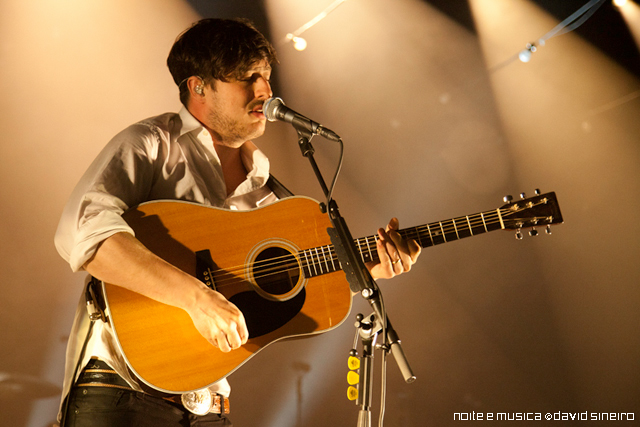 Nos Alive: regresso dos Mumford & Sons confirmado