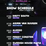 Ultra Music Festival '13 em direto