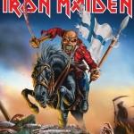Ganha um bilhete, de ida e volta, para o concerto dos Iron Maiden na Meo Arena