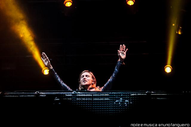 David Guetta no MEO Marés Vivas
