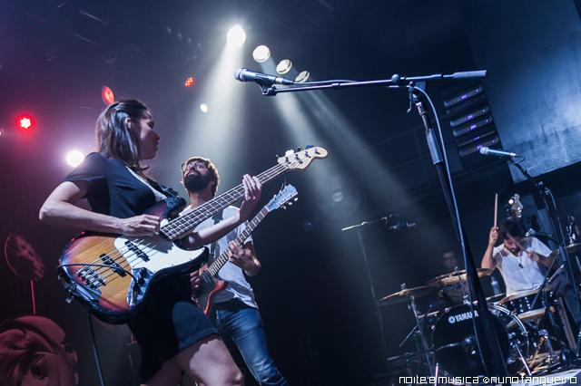 Linda Martini confirmados no Indie Music Fest