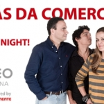 Christmas in the Night na Meo Arena com a Comercial