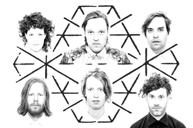 OFICIAL: Arcade Fire no NOS Alive'16