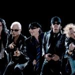 Scorpions na Meo Arena em março de 2014