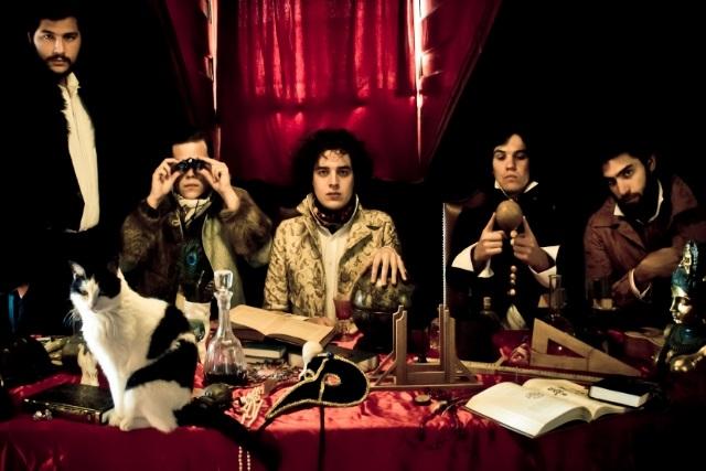 Capitão Fausto apresentam novo álbum em Lisboa e no Porto