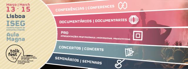 Talkfest'14: novas confirmações