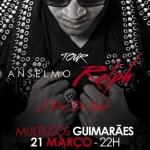 Passatempo: Anselmo Ralph no Multiusos de Guimarães