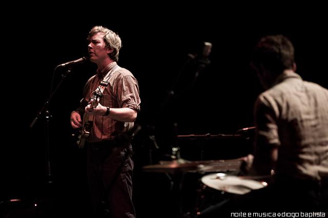 Bill Callahan na Casa da Música: a voz sussurrada