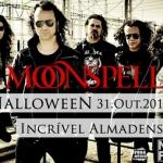 Moonspell no Incrível Almadense em outubro