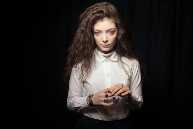 Lorde confirmada no Rock in Rio Lisboa 2014