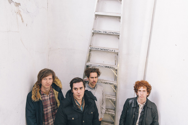 Parquet Courts confirmados no Optimus Alive'14