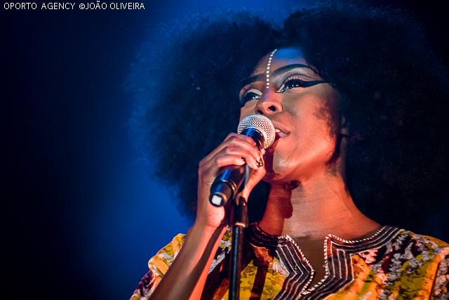 Laura Mvula e José James no EDP Cool Jazz [fotos + texto]