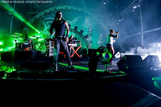The Prodigy levam novo álbum ao Nos Alive