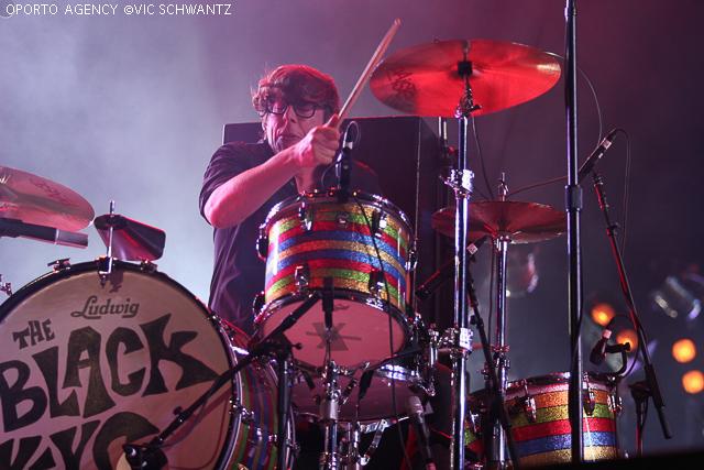 Nos Alive'14: dia 2 (12/07), com The Black Keys, MGMT e Buraka Som Sistema