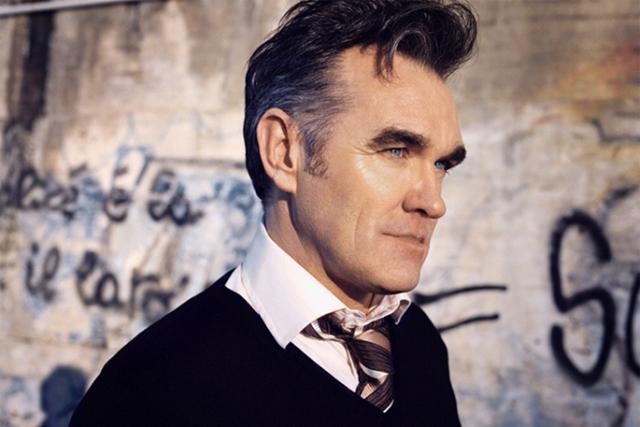 Morrissey no Coliseu dos Recreios em outubro