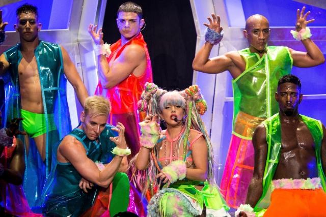 Lady Gaga ao vivo na Meo Arena: transformar o Pop em Arte