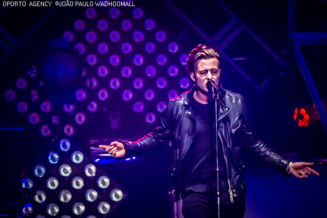 OneRepublic ao vivo na Meo Arena, Lisboa [reportagem]