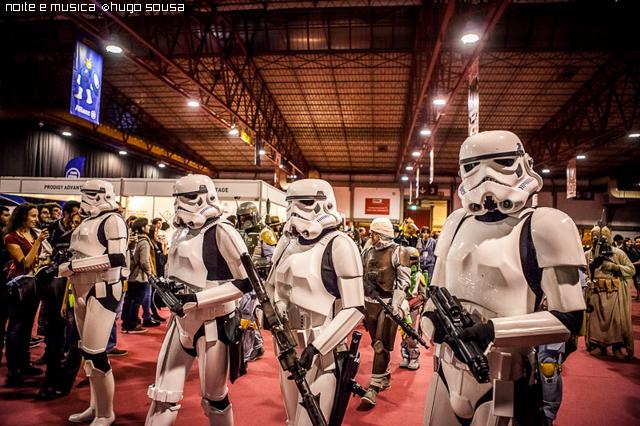Comic Con Portugal: vê as fotos da primeira edição do maior evento de cultura Pop