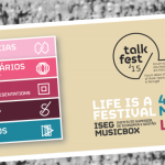 Talkfest'15 já tem programação completa