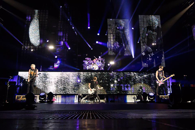 5 Seconds of Summer ao vivo na Meo Arena, em Lisboa: os fura-greves do punk rock
