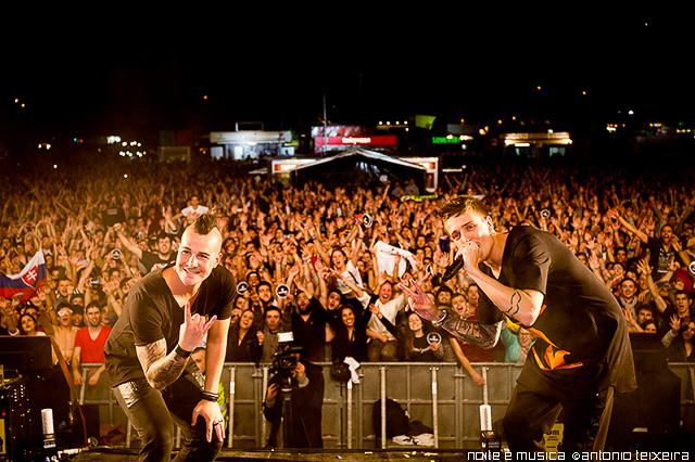 Noites da Queima do Porto: Blasterjaxx e Mike Hawkins na noite eletrónica [fotogaleria]