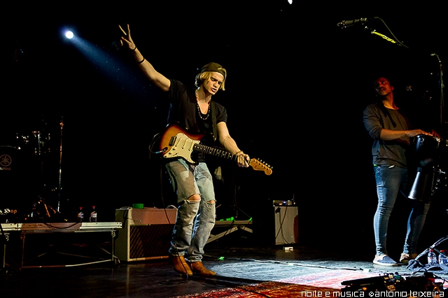 Cody Simpson no Hard Club, Porto [fotogaleria]