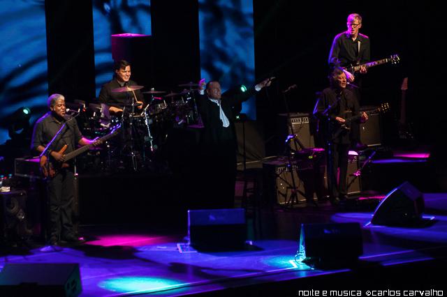Julio Iglesias ao vivo na Meo Arena, em Lisboa [fotogaleria + texto]