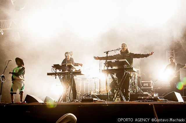 NOS Primavera Sound: dia 2 (5/06), com Patti Smith e Jungle