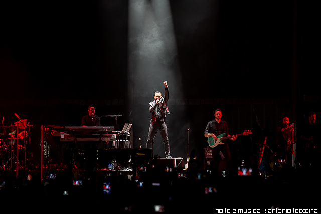 MEO Marés Vivas: dia 1 (16/07), com John Legend e John Newman