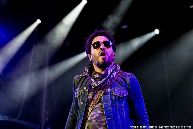 Lenny Kravitz na Altice Arena no próximo verão