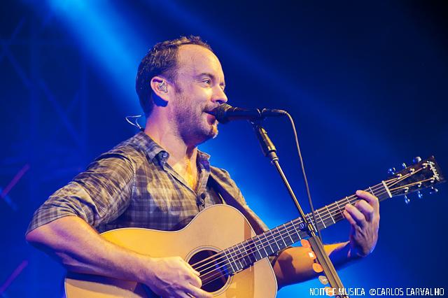 Dave Matthews Band ao vivo na MEO Arena, Lisboa [fotos + texto]
