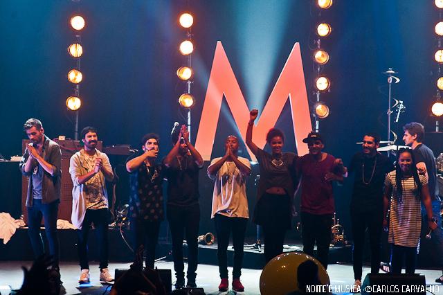 HMB ao vivo no Teatro Tivoli, em Lisboa [fotos + texto]