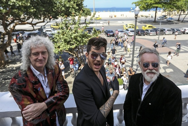 Queen e Adam Lambert regressam a Lisboa em junho