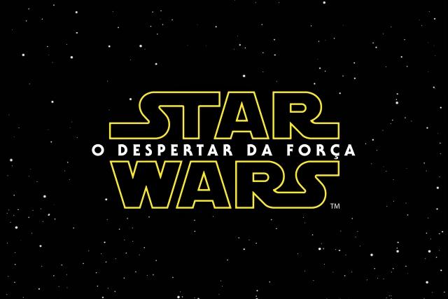 Star Wars: O Despertar da Força [temos merchandising do filme para oferecer]