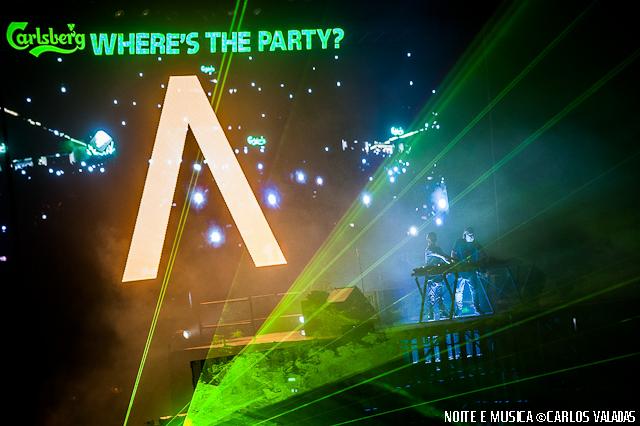 Axwell Λ Ingrosso ao vivo na MEO Arena, em Lisboa [fotos + texto]