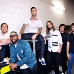 Maroon 5 confirmados no cartaz do Rock in Rio Lisboa