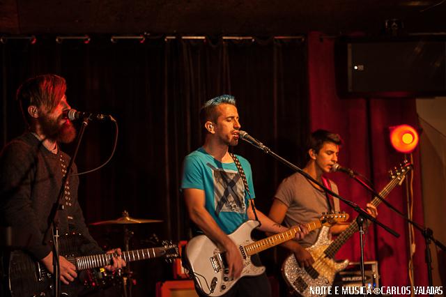 Caelum's Edge ao vivo no Popular Alvalade [fotogaleria]