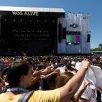 NOS Alive'16: venda de bilhetes no estrangeiro bate recorde