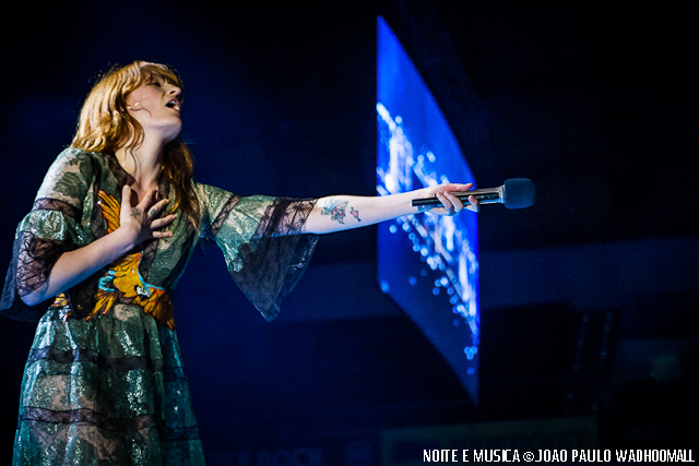 Florence + The Machine ao vivo na MEO Arena [fotogaleria + texto]