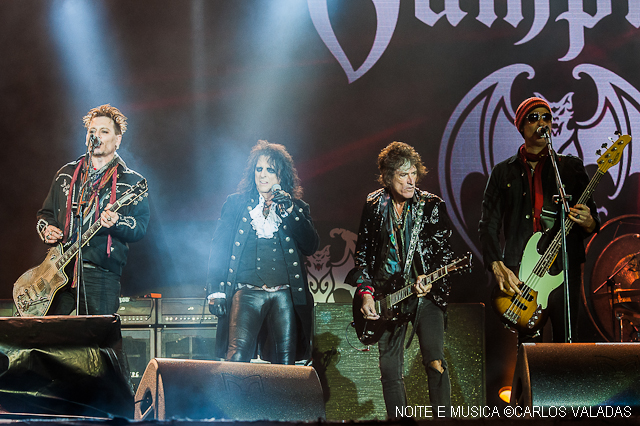 Rock in Rio Lisboa: dia 3 (27/05), com Hollywood Vampires, Rival Sons e Metz