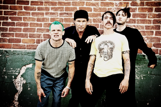 Red Hot Chilli Peppers no Super Bock Super Rock: os californianos varreram tudo e partiram tão depressa quanto chegaram!