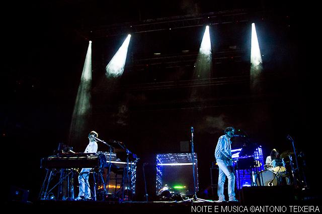 NOS Primavera Sound: dia 3 (11/06), com Air e Moderat