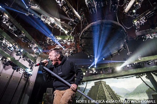 Iron Maiden confirmam concerto na Altice Arena