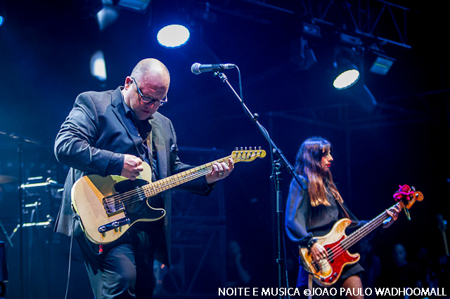 NOS Alive: dia 1 (07/07), com Pixies e The Chemical Brothers