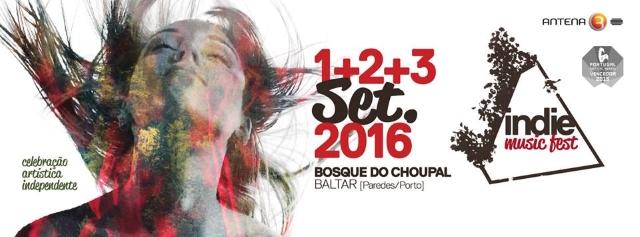 Passatempo Indie Music Fest: ganha aqui o teu passe para o festival de Baltar