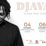 Djavan em Portugal [ganha convites para os concertos de Lisboa e Porto]