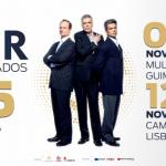 Passatempo GNR [ganha convites para os concertos de celebração dos 35 anos]