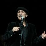 Vitorino celebra 40 anos de canções no São Luiz