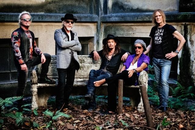 OFICIAL: Aerosmith na MEO Arena em 2017