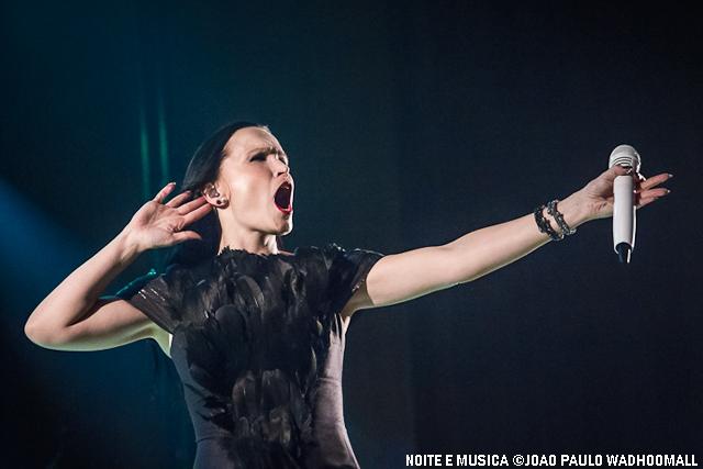 Tarja ao vivo na Aula Magna, em Lisboa [fotogaleria]